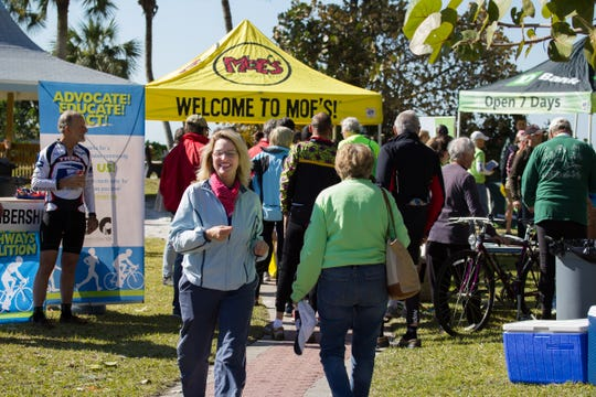 The TD Bank Naples Bike Brunch, on Sunday, offers a little something for everyone this year.