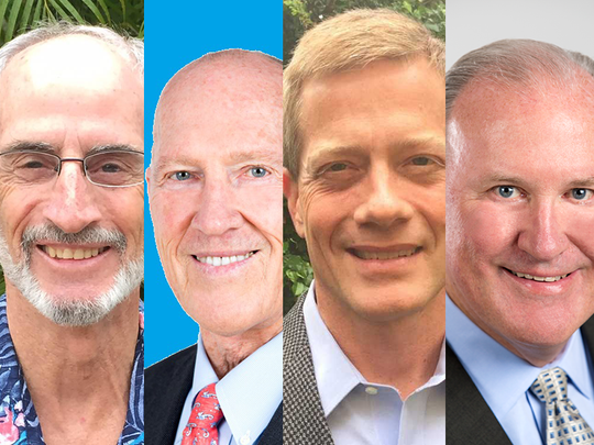 Naples City Council candidates