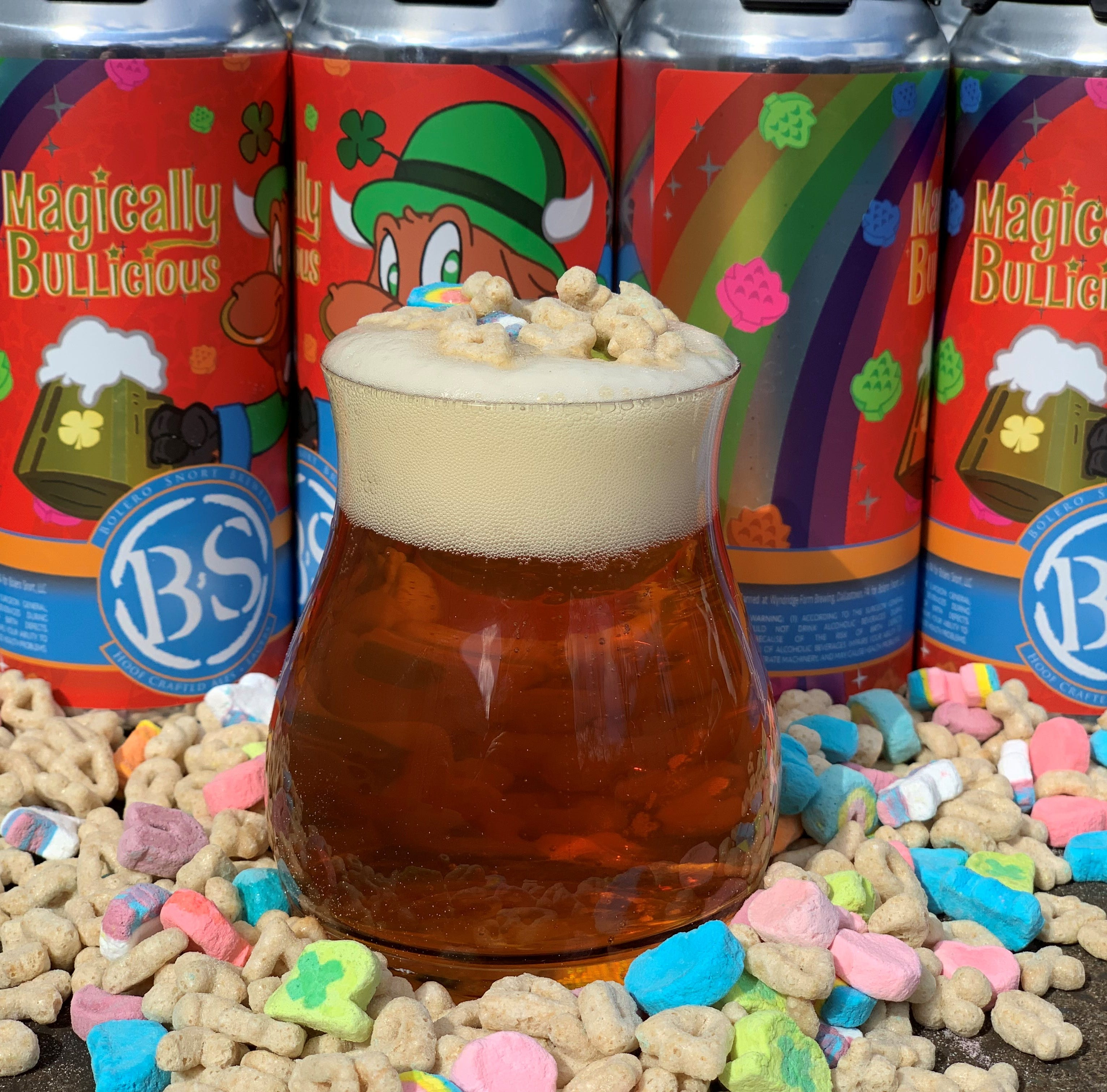 Bolero Snort releases a 'magically delicious' Lucky Charms beer