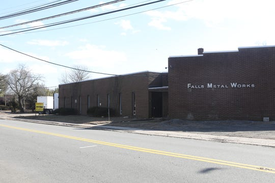 This Main Street building in Little Falls will be demolished as part of an 8-acre redevelopment project to bring in town houses and apartments. Feb. 26, 2019