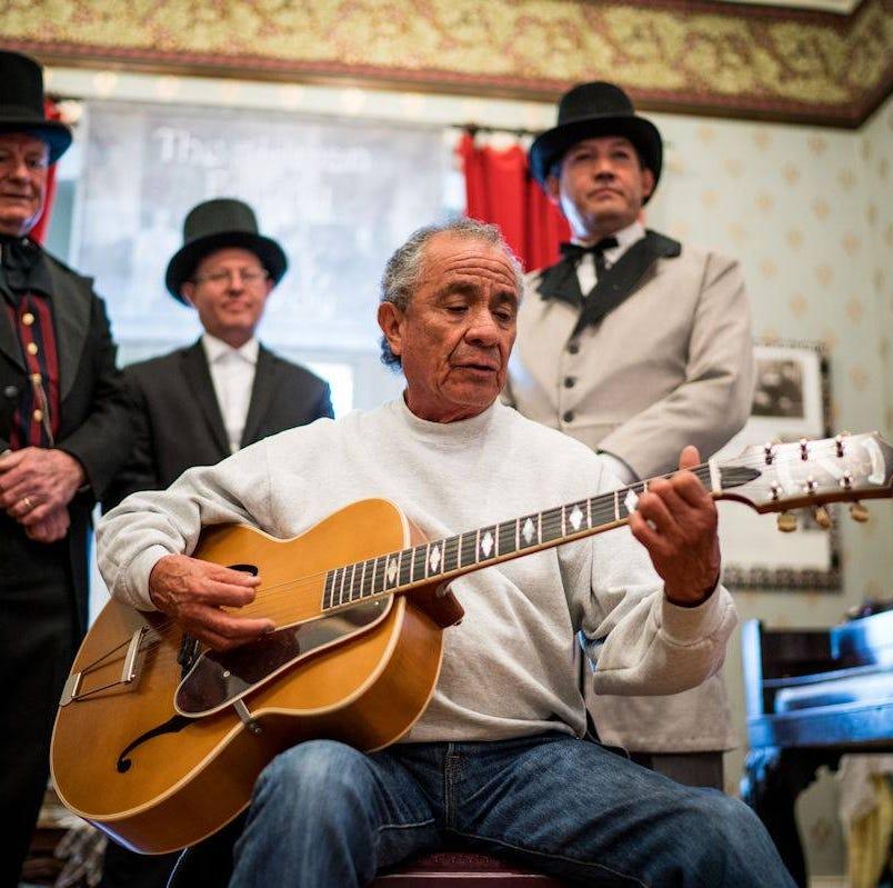 Free concert series to feature Danny Cordova