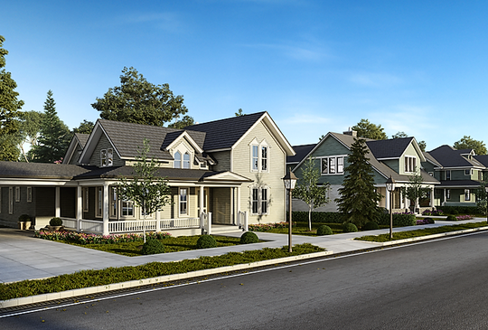 This is the initial rendering of the Main Street School property that Mike Miller Building Company submitted to the Northville Public Schools.
