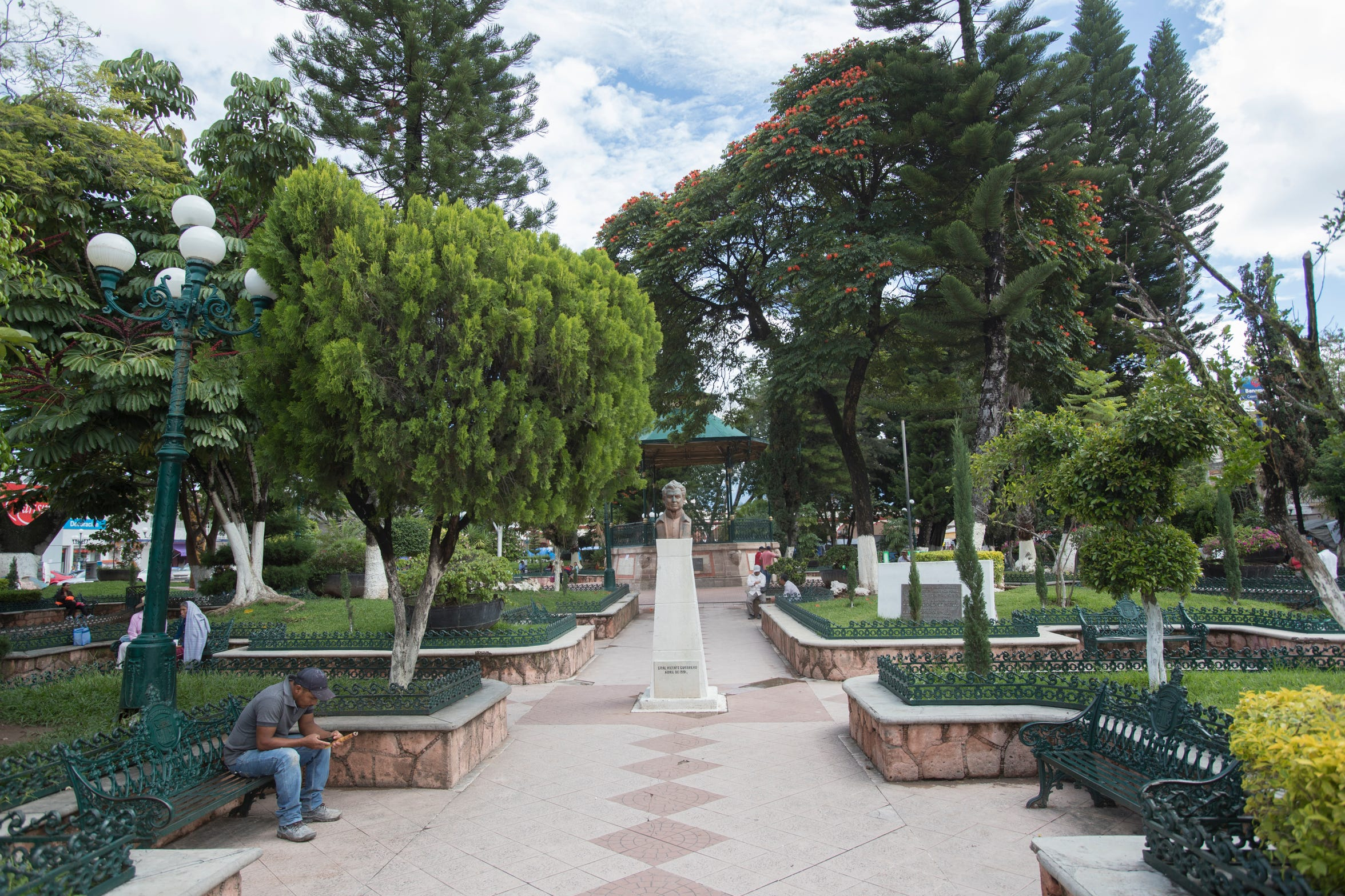 Chilapa, once a popular tourist destination, has become too dangerous for visitors, and now clears out before sundown.