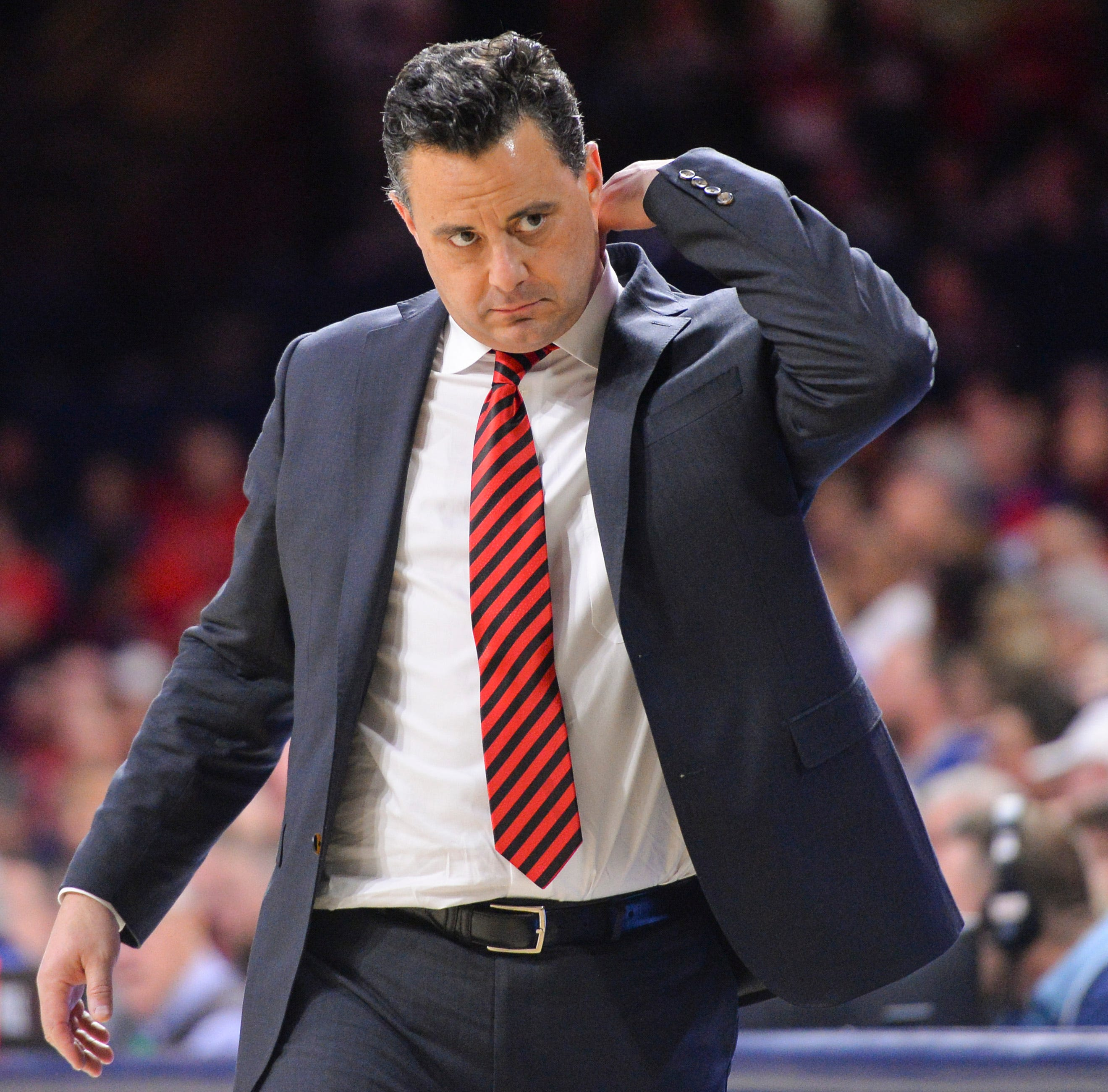 Don't expect Arizona basketball coach Sean Miller to lose job