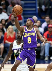 Could Rajon Rondo be the Suns' answer at point guard? He's 33 years old.
