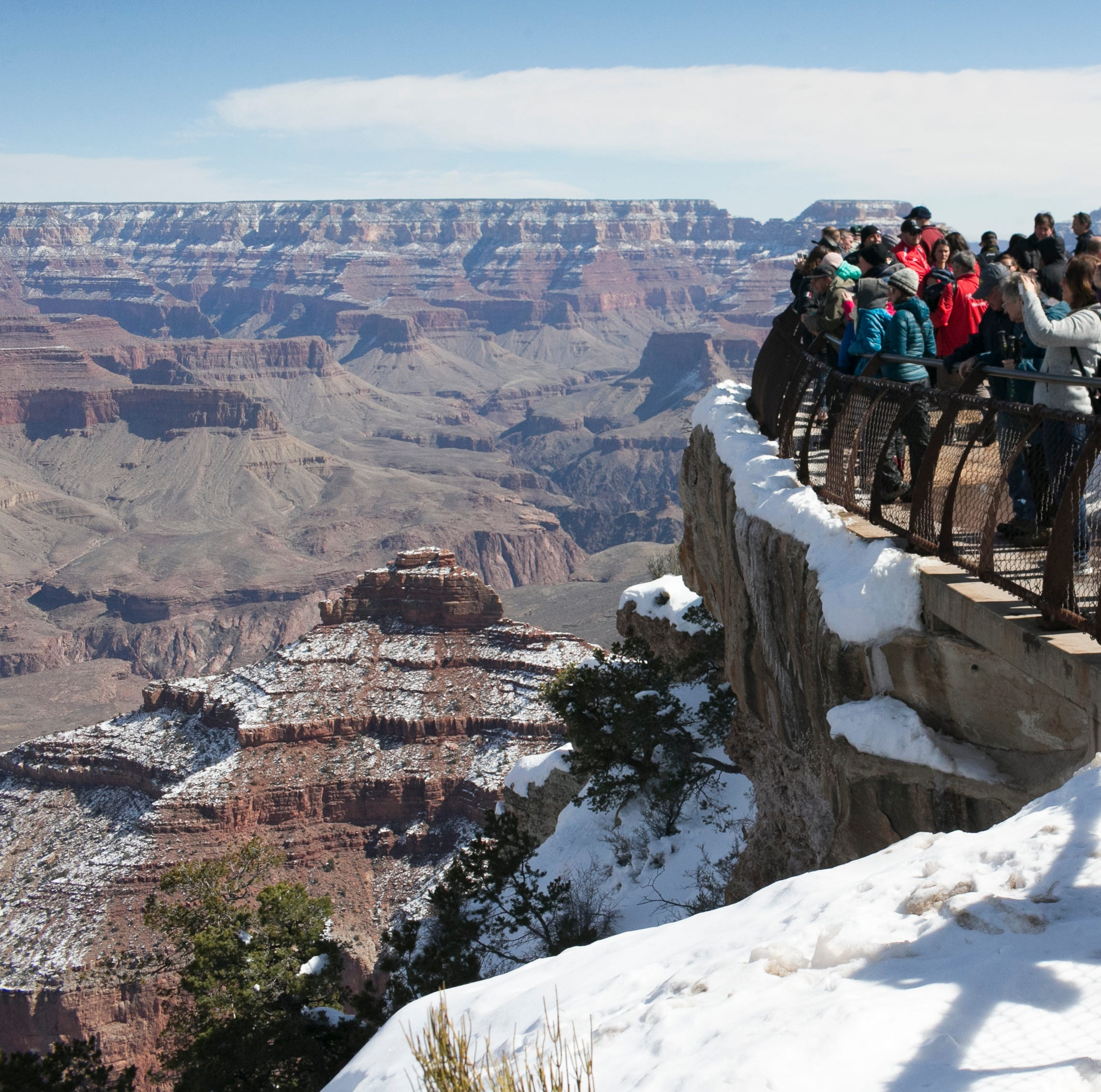 Fatal falls at the Grand Canyon? Sadly, it's nothing new