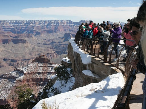 100 Facts About Grand Canyon To Celebrate The National