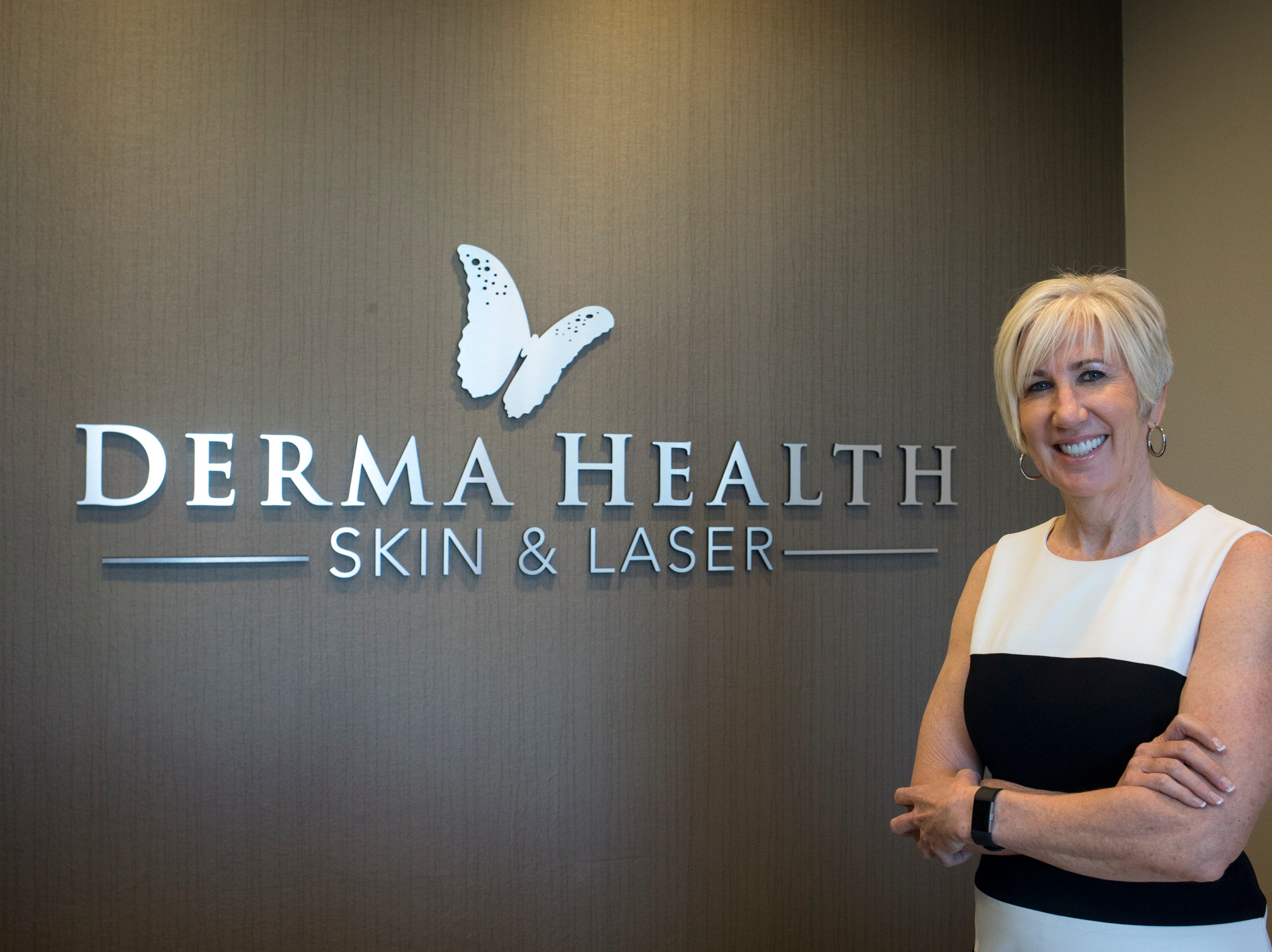 Trish Gulbranson started Derma Health Skin & Laser in 2005. She decided to go into the med-spa industry with a desire to help women and men continue to feel young and good about themselves at any age.