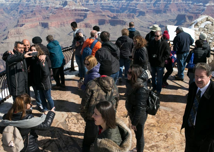 Grand Canyon deaths: Recent incidents latest in park's