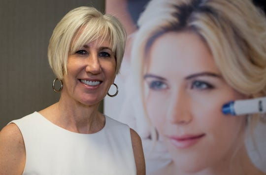 Trish Gulbranson credited her decision in 1995 to work for a small software company with giving her the confidence and vision to launch one of the Valley's top med spas.
