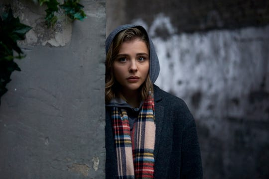 "Chloë Grace Moretz stars as Frances McCullen in ""Greta."""