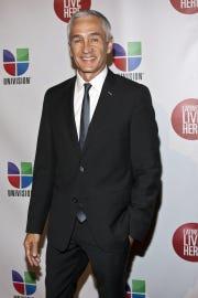 Jorge Ramos, periodista de Univisión.