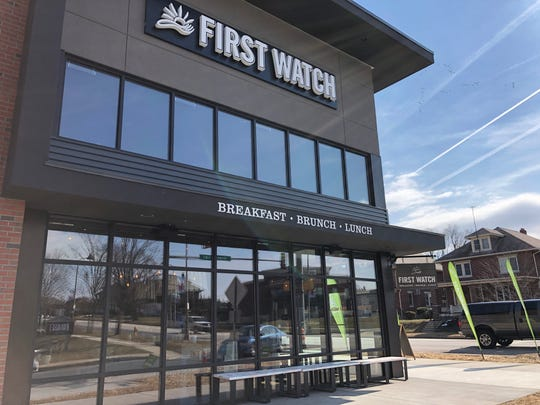 First Watch is the final restaurant to open in the Hershey Towne Square retail complex that launched in November.