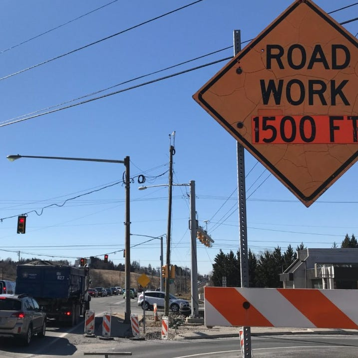 I-83/Mount Rose Avenue project: Here's how long drivers will be stuck with the detour loop