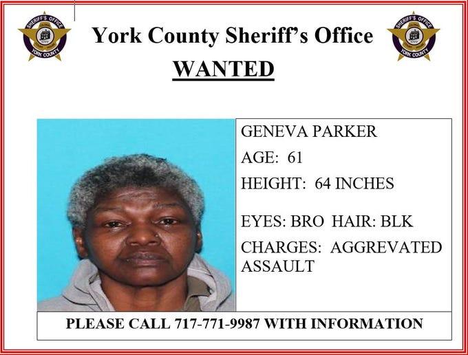 Geneva Parker