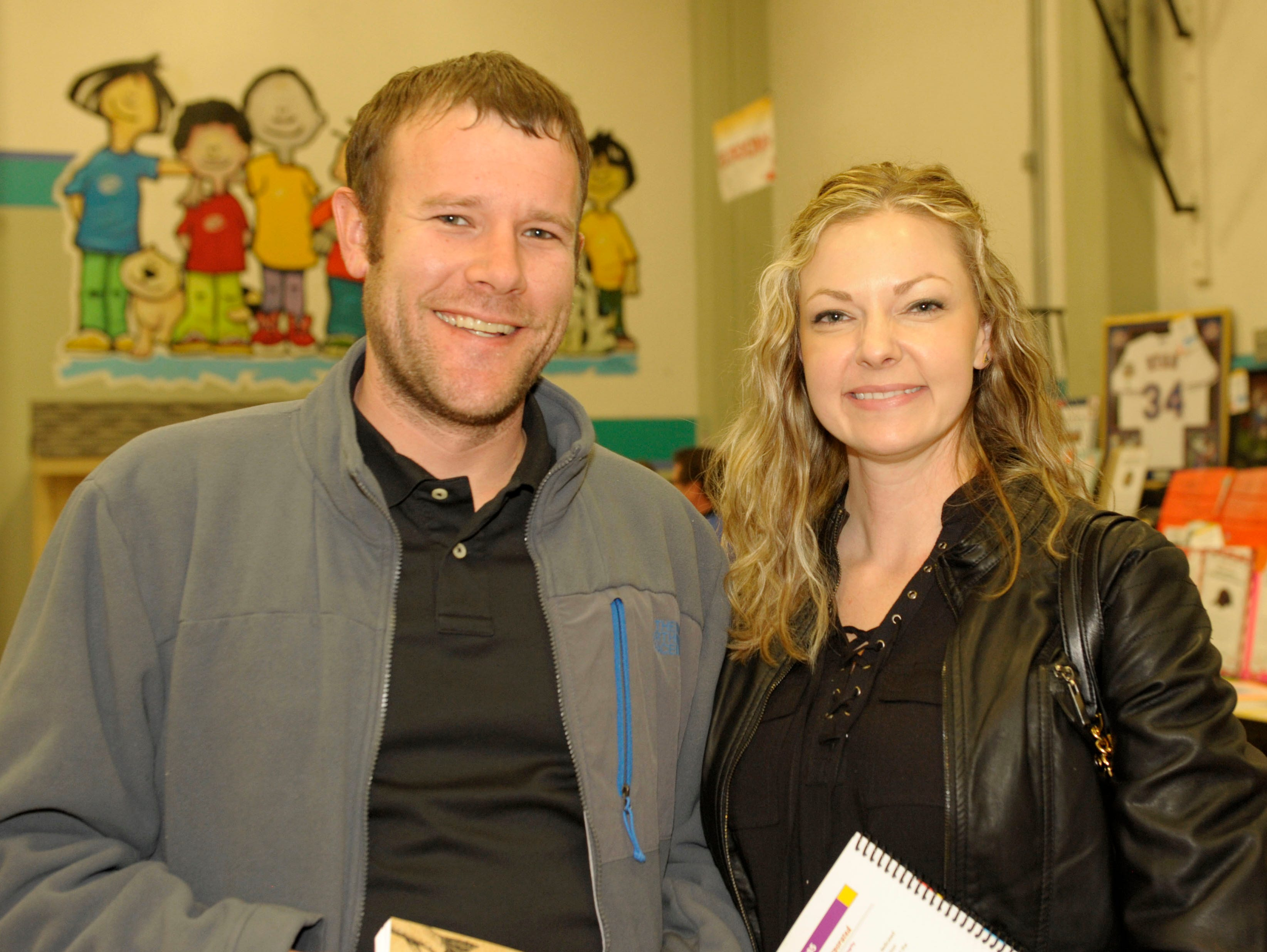 Zach Brown and Gloria Sosnowski attend the 39th Annual Jack T. Reviglio Cioppino Feed and Auction at the Boys & Girls Club of Truckee Meadows Sat., Feb. 23, 2019. Photos by Lisa J. Tolda/Special to the RGJ.
