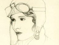 Women's History Month: Poet, editor promoted early aviation with travel record