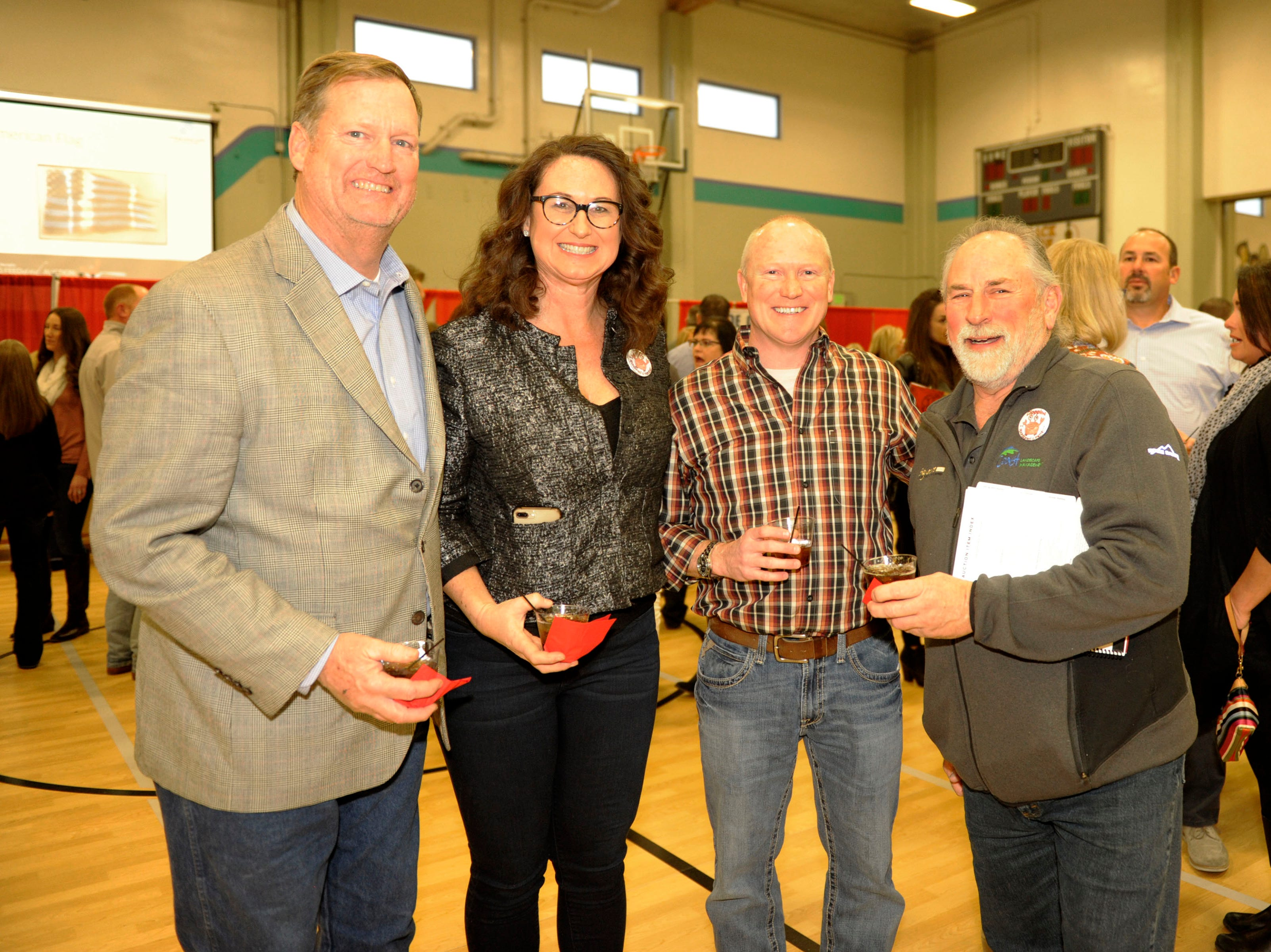 Scenes from the 39th Annual Jack T. Reviglio Cioppino Feed and Auction at the Boys & Girls Club of Truckee Meadows Sat., Feb. 23, 2019. Photos by Lisa J. Tolda/Special to the RGJ.