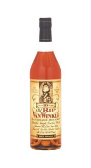 Old Rip Van Winkle 10-year-old bourbon, from the famed Van Winkle family of whiskeys, is the marquee pour at a Feb. 28 whiskey dinner at Bistro Napa in the Atlantis.