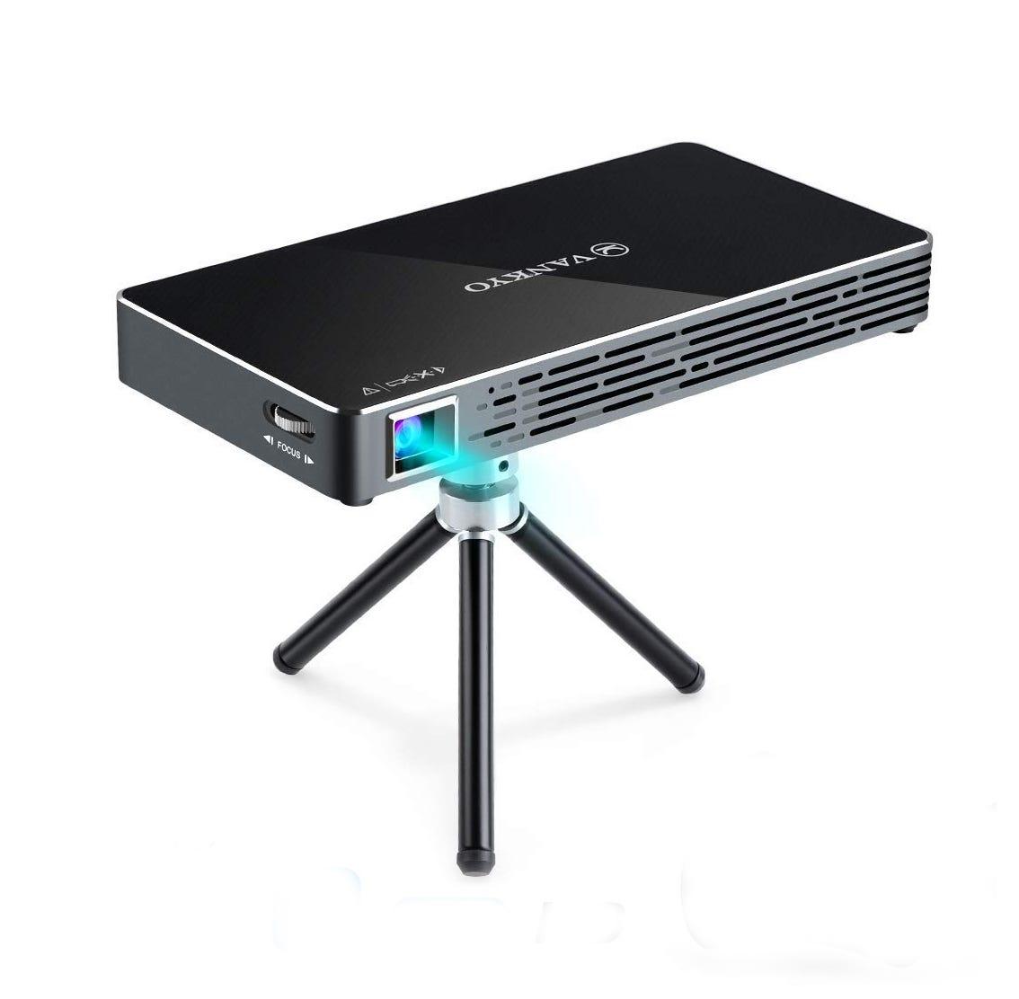 Portable punch: Vankyo Passport M50 DLP mini projector review | Technobubble