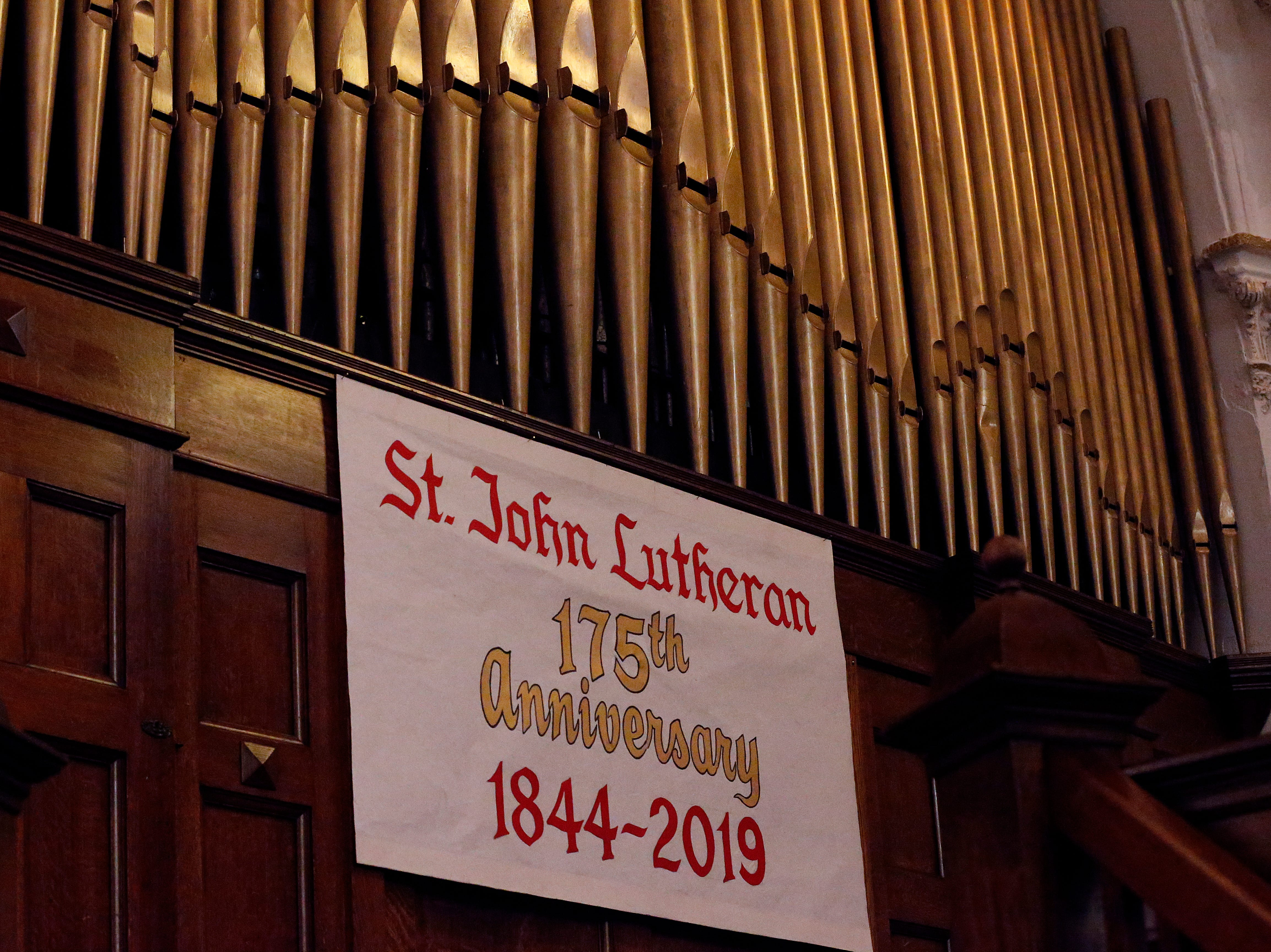 This is the 175th and final year for St. John Lutheran Church in Richmond.