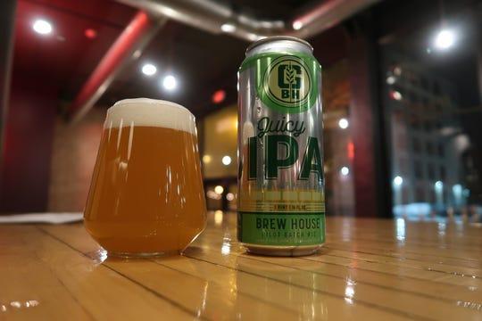 Genesee Brewery's Juicy IPA.