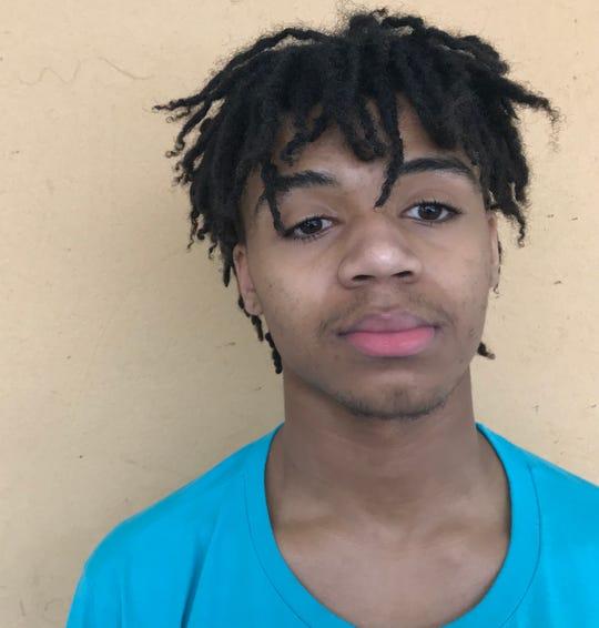 Dyllon Scott, East High basketball guard