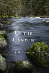 "Shelley Burrell Lewelling recently published a mystery novel, ""Up the Canyon."""