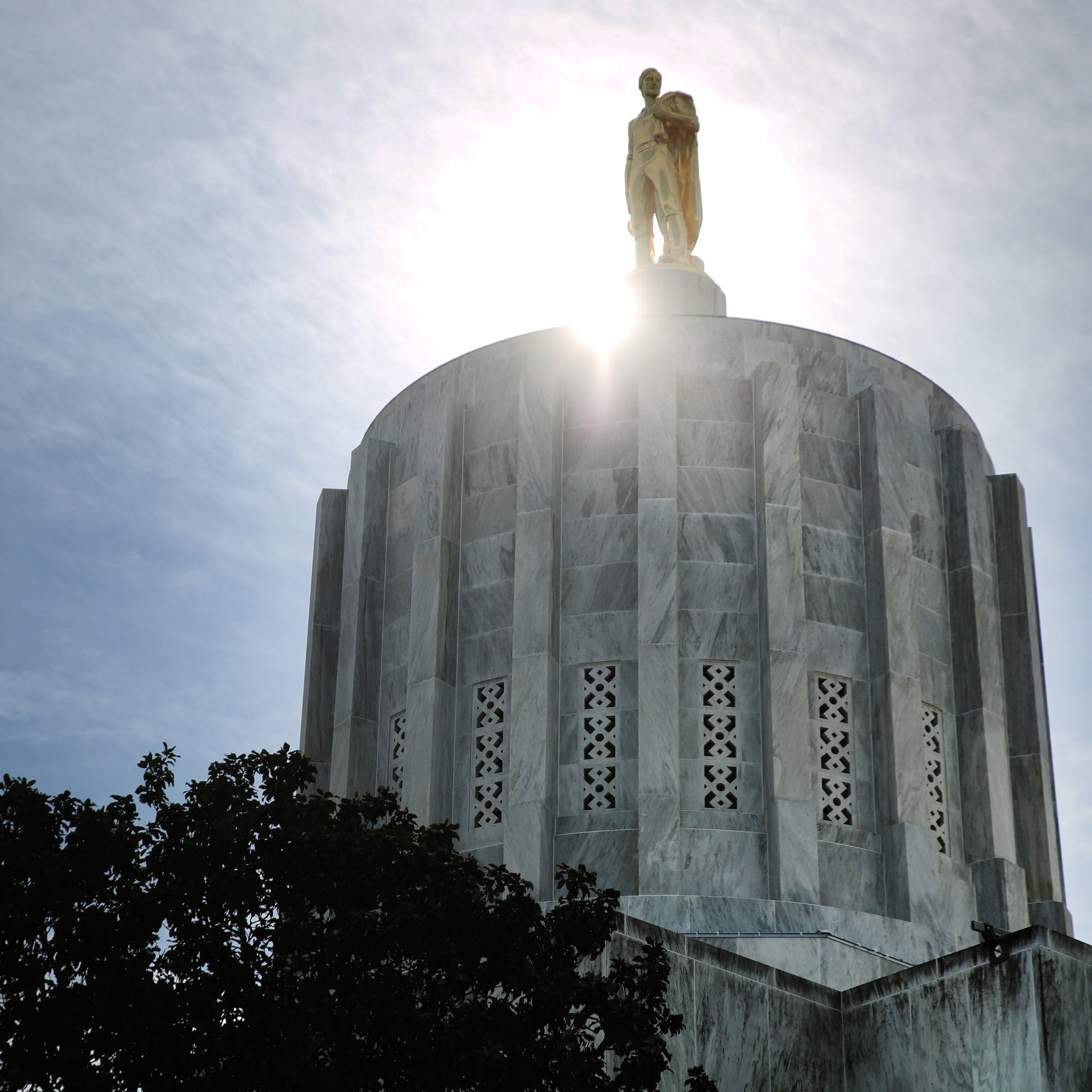 Oregon Democrats' legislative priorities come alive as Republican frustrations rise