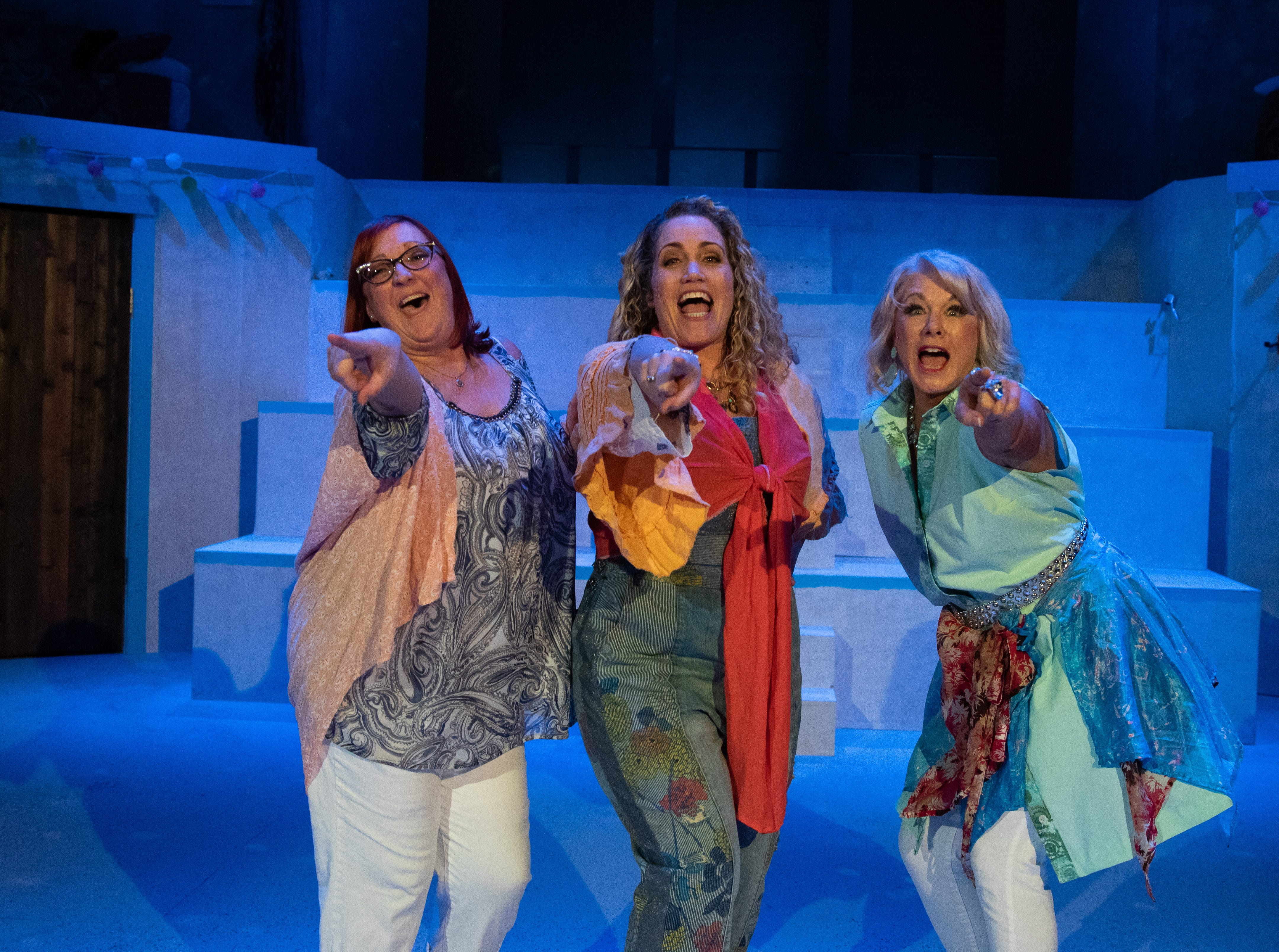 """Mamma Mia!"": A musical set in Greece following a young bride-to-be who is trying to figure out which of three men from her mother's past is her father. Featuring ABBA's hit songs. March 1-23, Pentacle Theatre, 324 52nd Ave. NW, off Highway 22. $29-34. Buy tickets at Pentacle's downtown ticket office, 145 Liberty St. NE or 503-485-4300, from 10 a.m. to 4:30 p.m. on weekdays, or at tickets.pentacletheatre.org."