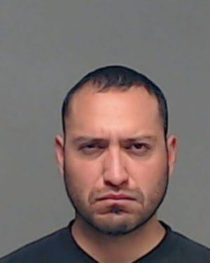 Arrest photo of Jessie L. Guadarrama Jr.