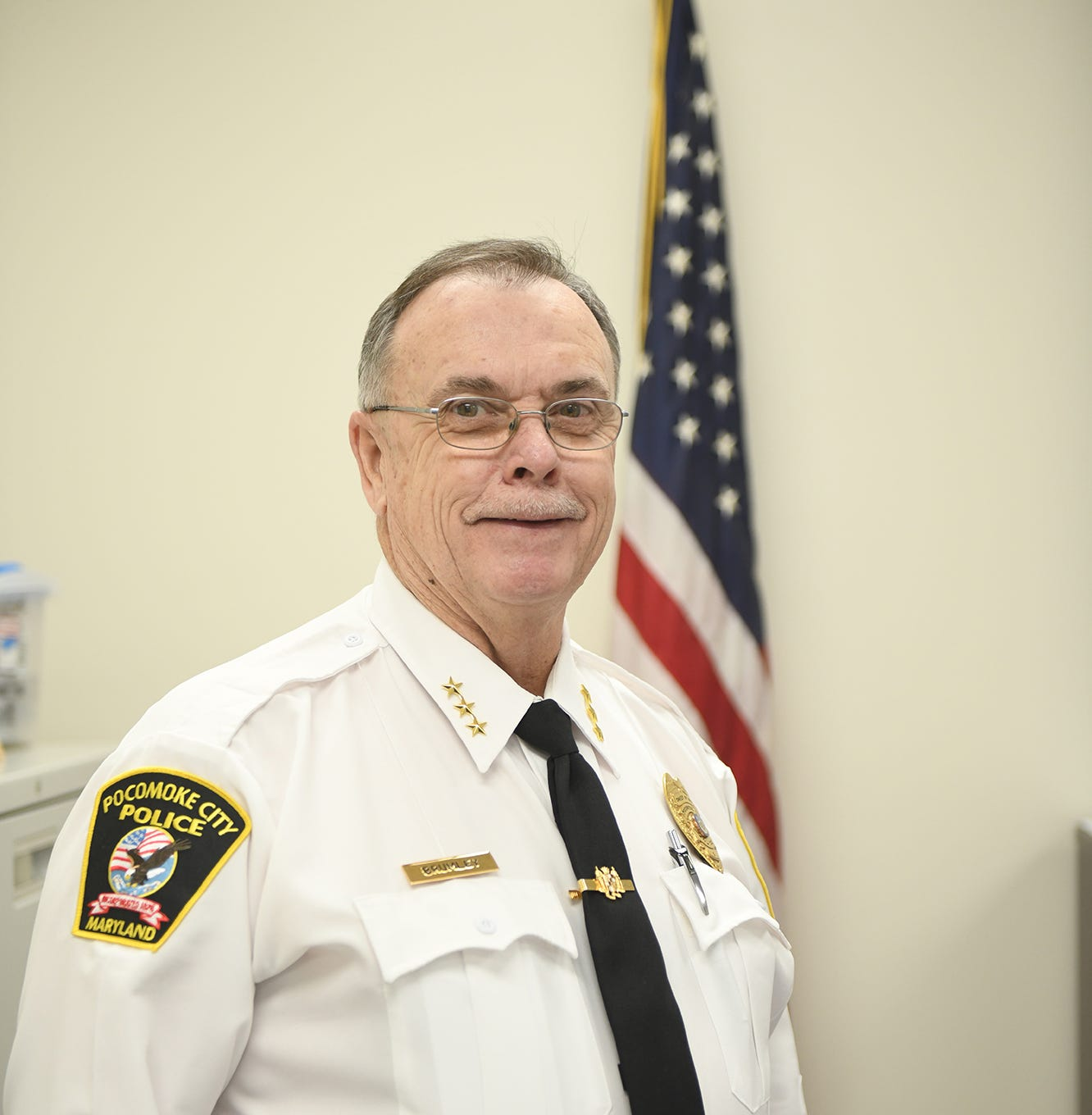 A personal approach: Meet Pocomoke City's new police chief