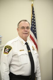Pocomoke City's new Police Chief Lee Brumley.