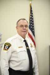 Pocomoke City's new Police Chief Lee Brumley.