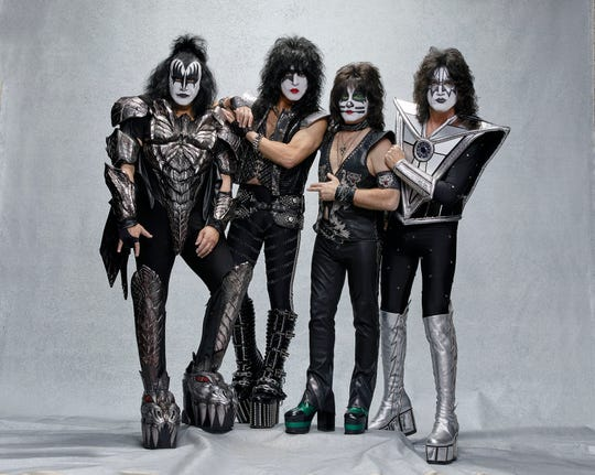 KISS will perform at the Denny Sanford Premier Center for their