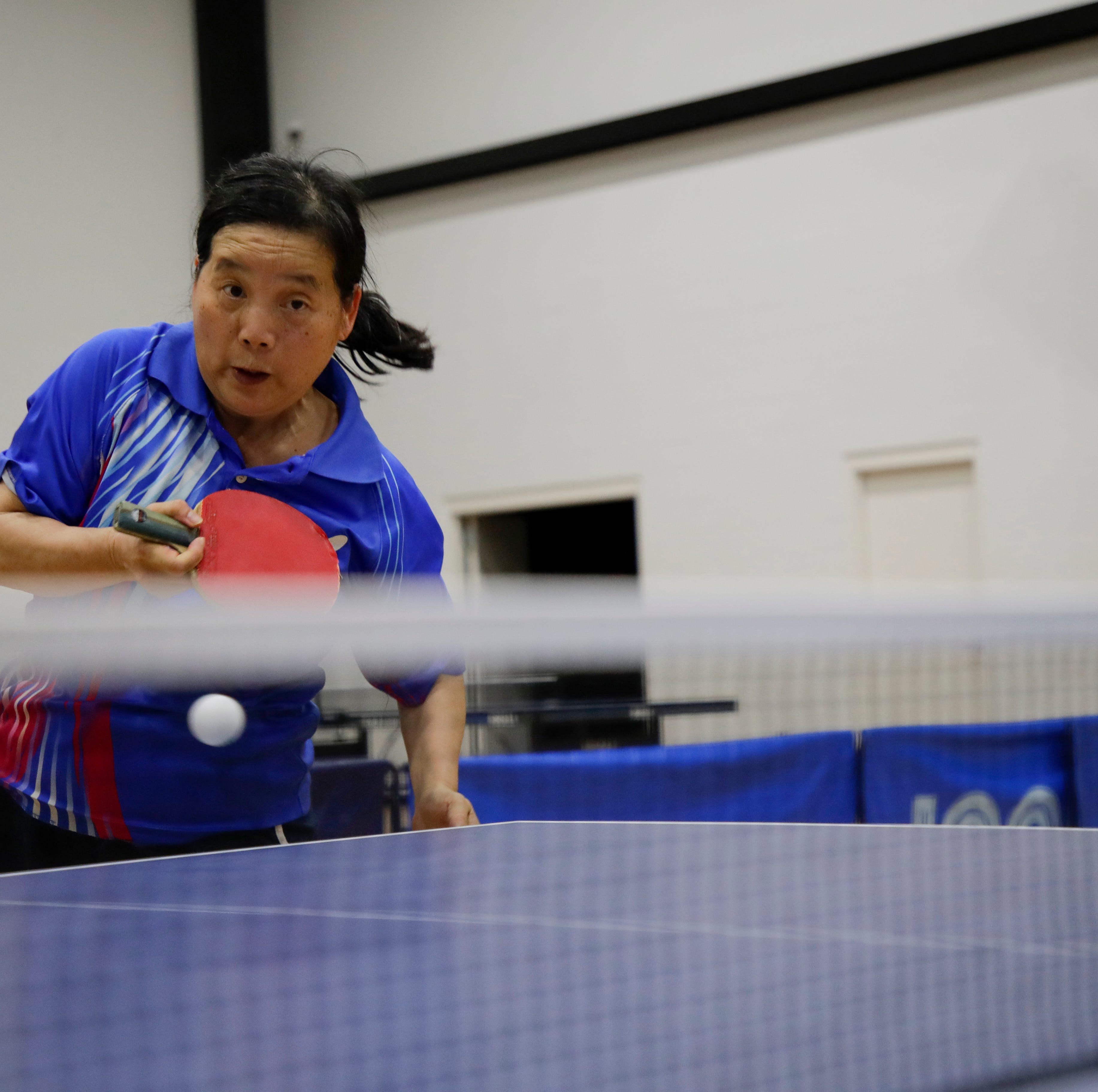 The balls may ping and pong, but call it table tennis