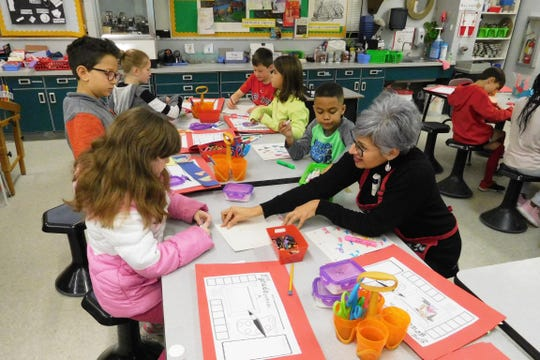 Canopy Oaks students are encouraged to make their own creative choices, just like an artist in a studio.