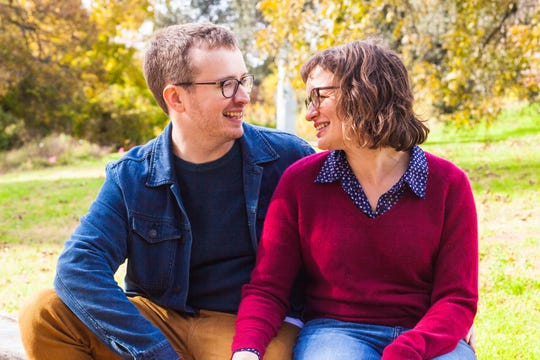 Griffin McElroy also co-hosts a podcast called Wonderful with his wife Rachel.
