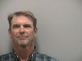 Mark Updike, 53, of Palm City, charged with use of structure or conveyance for prostitution and soliciting prostitution