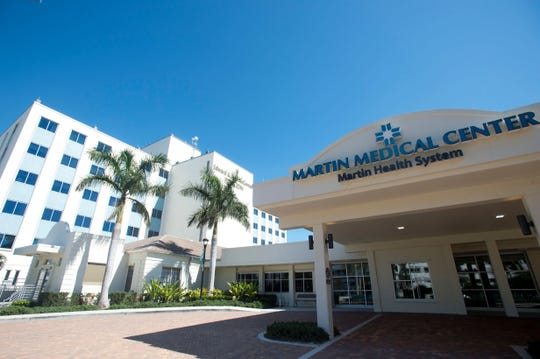 Martin Medical Center is now called Cleveland Clinic Martin North Hospital.