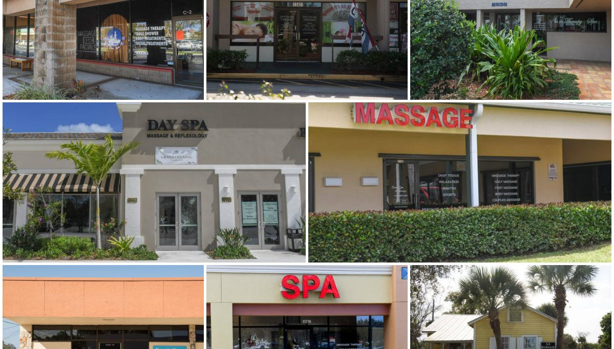 Florida human trafficking ring, prostitution in massage parlors: The full story