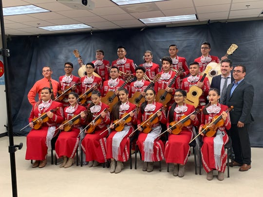The Socorro High School mariachi earned the coveted 1 at its state UIL competition.