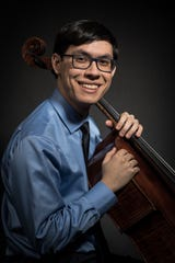 Cellist Zlatomir Fung will perform with pianist Janice Carissa March 3 in Ojai.