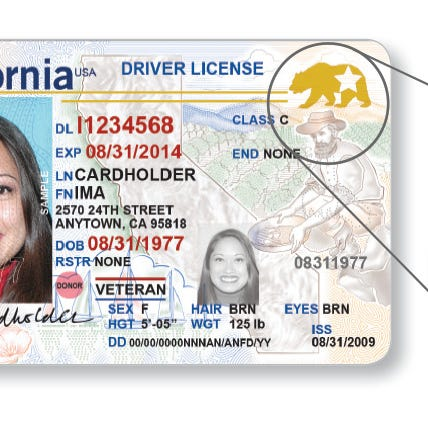 3 million Californians might have to go back to the DMV after ID failure