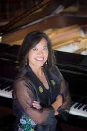 Miriam Arichea will be the featured piano soloist at the Channel Islands Chamber Orchestra World Music Gala concert March 1 in Camarlllo and March 3 in Ventura.