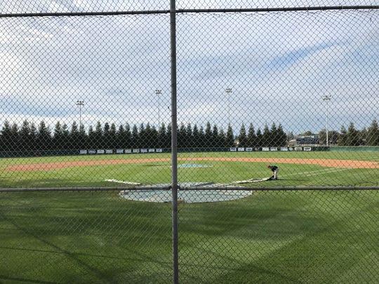 Art Shahzade Field is the home ballpark of the Mt. Whitney High baseball team.