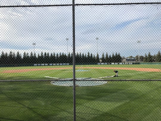 Art Shahzade Field is the home ballpark of the Mt. Whitney High baseball team.