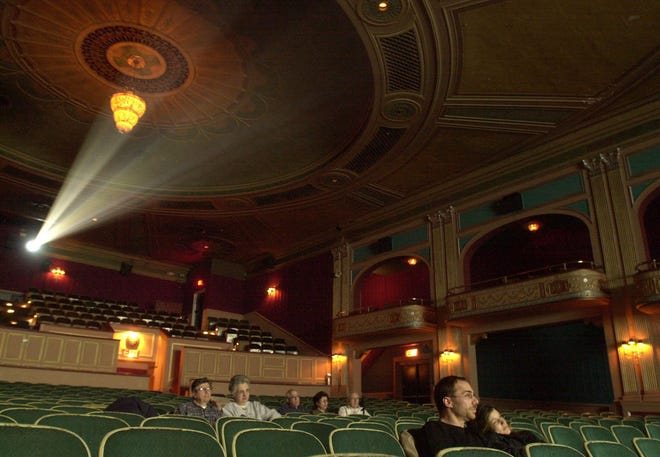 Suffern's Lafayette Theater is known for its one-screen majesty and mix of first-run and classic films.