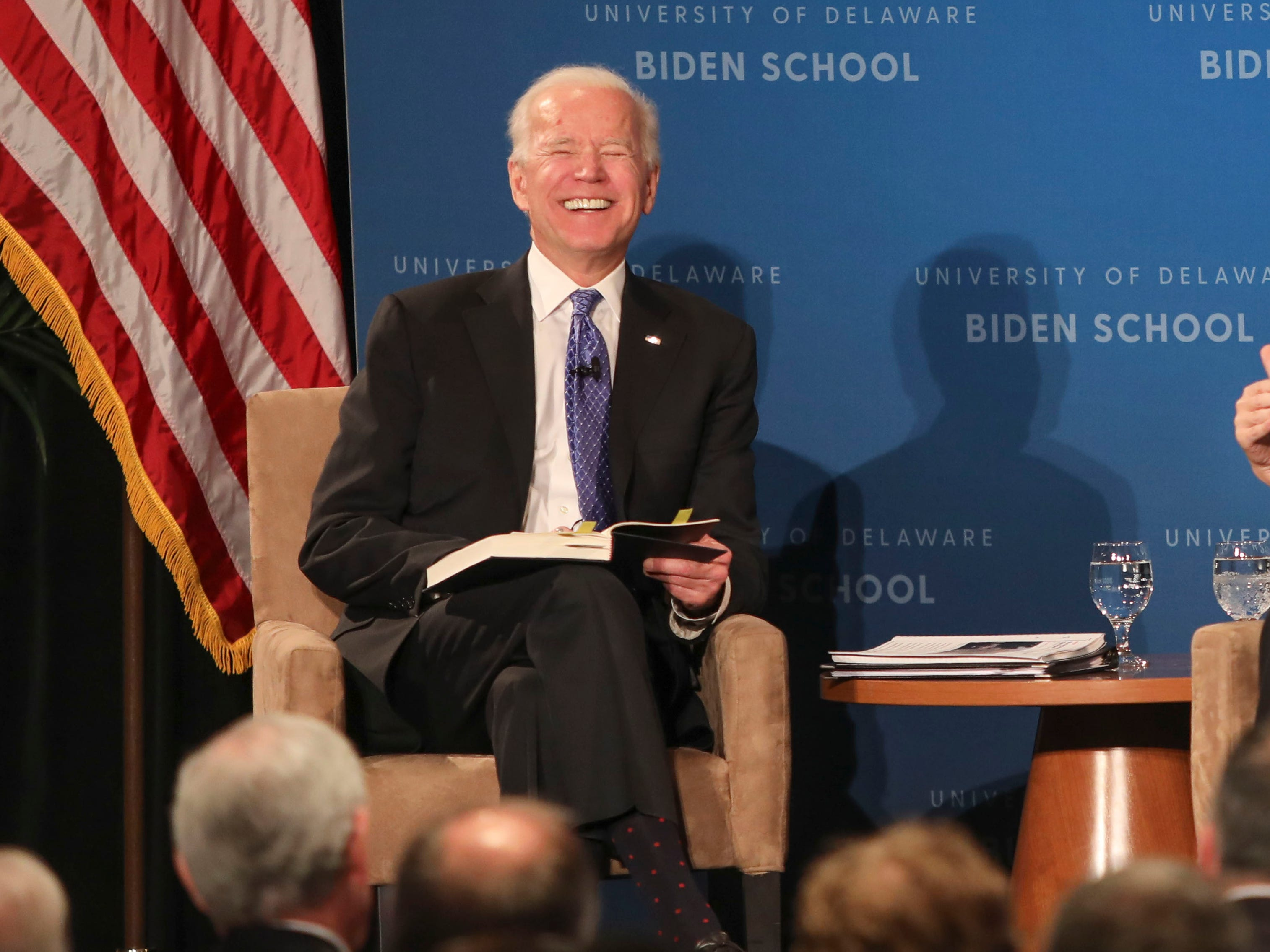 Iowa Poll: Not even in the race, Joe Biden leads Democrats; Sanders close behind