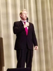 Billy Brasfield performing at a previous Night to Remember benefit for the Alzheimer's Association of Wichita Falls. A Night of Broadway will take place starting at 6 p.m. Saturday at the Forum. A number of area performers will sing pieces from the Broadway stage.